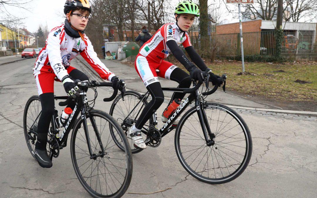 Neue Rennräder für unseren Nachwuchs!